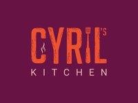 Cyril's Kitchen Logo