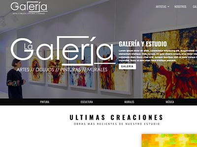 La Galeria - Art Gallery & Studio.