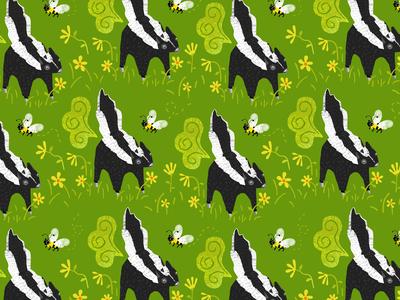 Skunk Pattern For The Dodo