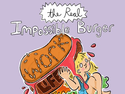 The Real Impossible Burger