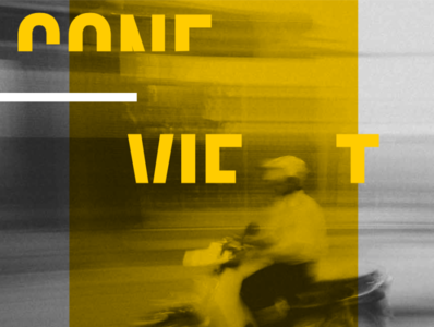 Vietgone layout design vietnam travel magazine editorial typography photography