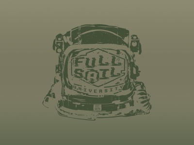 Live screen printing design branding full sail