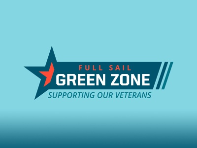 Full Sail GREEN ZONE Veterans military usa full sail veterans