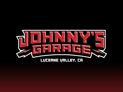 Johhny's Garage california jeep mechanic performance race car race auto