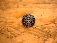 Leadership lapel pin