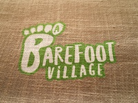 Barefoot Village branding
