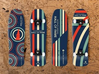 Event Skateboard Deck Concepts