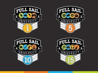 Employee Recognition Lapel Pins