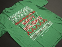 Full Sail Anual Holiday Shirt
