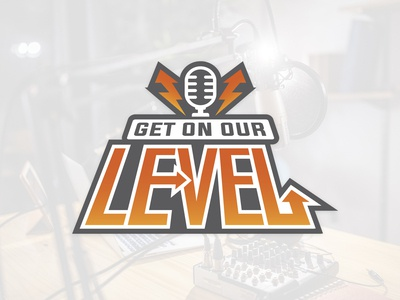 esports podcast concept