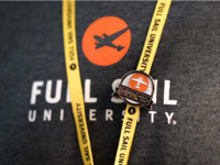 Full Sail Tutor Lapel Pin