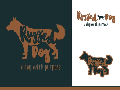 Rugged Dog branding