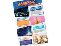 Full Sail Propeller Newsletter layout - Awards