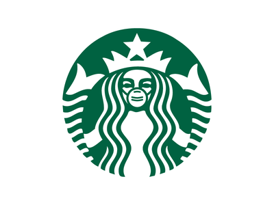 Protect Yourself - Starbucks capitalism consumerism coffee starbucks stayhome virus corona coronavirus