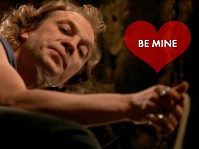 A Valentine for all you Hopeless Romantics! silence of the lambs bill valentine valentines buffalo