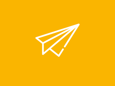 Paper Airplane paper airplane icon iconography paper airplane icon iconography