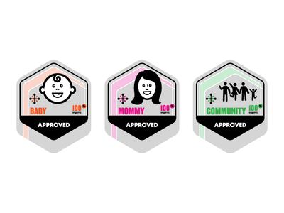 Diaper Badges