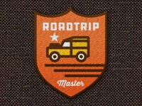 Roadtrip Master (Embroidered)