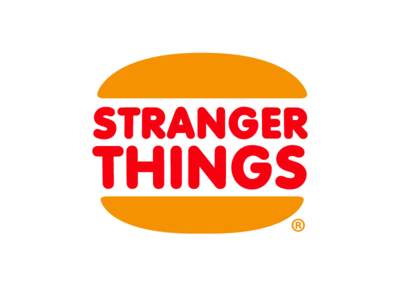 Stranger Things Logo Redesign