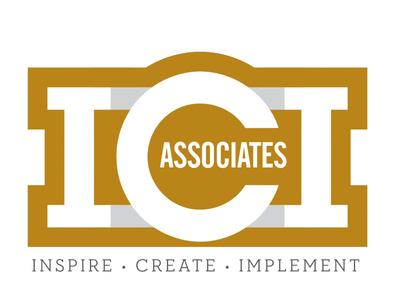 ICI Associates logo1 logo design branding