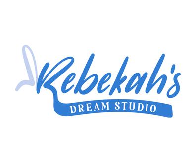 Rebekah's Dream Studio logo logo design branding