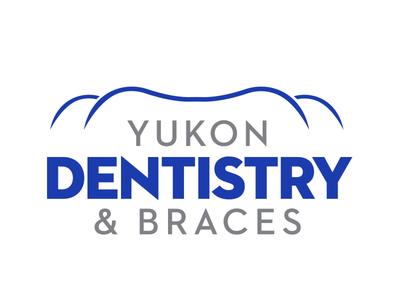 Yukon Dentistry & Braces logo 1 logo design branding