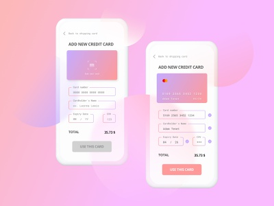 Daily UI #002 - Credit Card Checkout simple payment pay figma checkout card credit card checkout dailyuichallenge 002 vector web minimal ux ui mobile app design dailyui