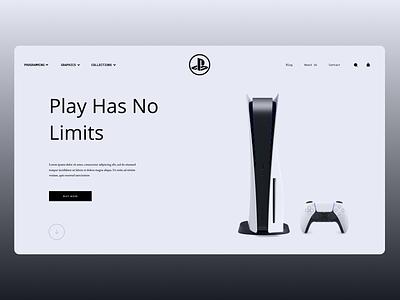 Gaming Web Design app design online new minimalist order branding design ui modern