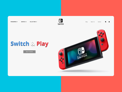 Gaming Web Design new designs branding art web ui ux minimal design app