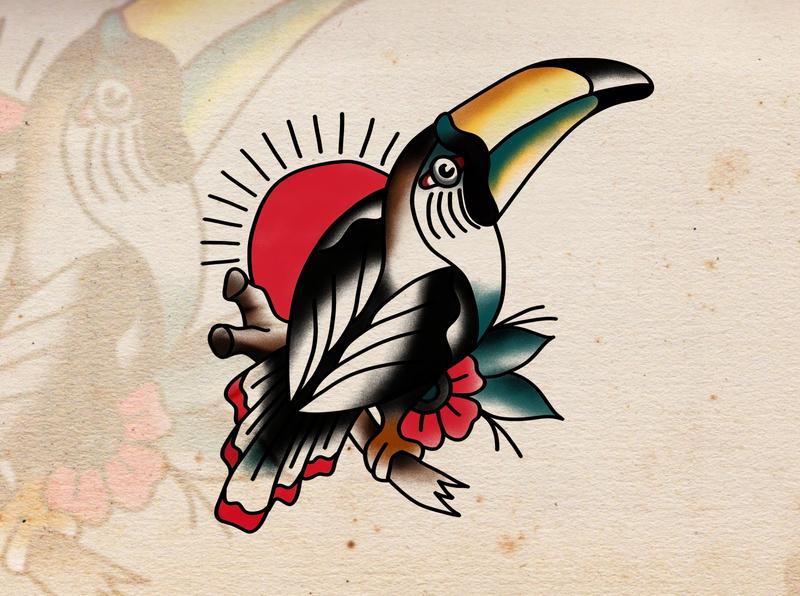manuk oldschool tattoo art tattoos traditionaltattoo