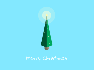 Merry Christmas, dribbble