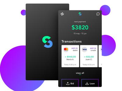 Self_Bank | P2P loan platform