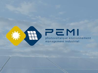 couverture energy logo solar energy solar panel شعارات شعار شعارات-عربية brand identity logo design design branding illustration logo