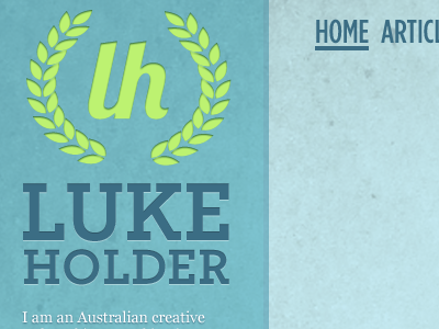 Luke personal blog