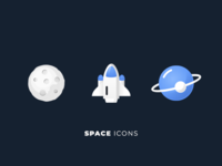 Space Icons Part One