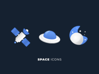 Space Icons Part Two