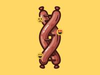 Sausage DNA