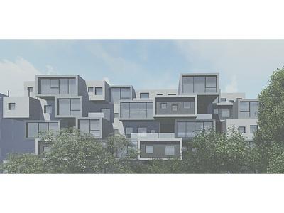 Lego House vector design illustration architecture