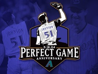 Randy Johnson - Perfect Game Anniversary
