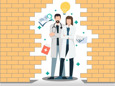 "FDA ""breakthrough"" medical device illustration"