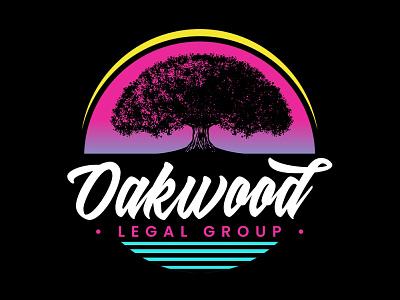 Oakwood Legal Group Logo logo design photoshop best logo logodesign logo