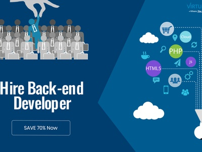 Hire Backend Developer in India with T-shaped Skills