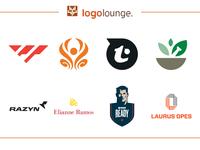 LogoLounge 9 logos