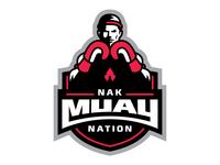 Nak Muay Nation Logo