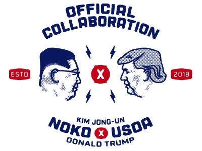 Kim Jong Un vs. Donald Trump