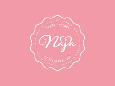 Naja Cakes Logo