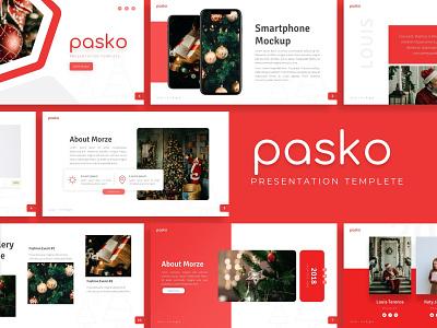 Pasko Christmas Presentation christmas powerpoint presentation powerpoint templete graphic design presentation template branding presentation layout presentation design presentation