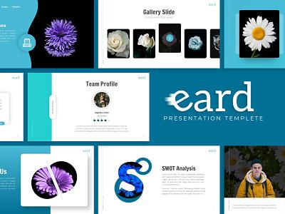 Eard Creative Presentation powerpoint creative graphic design branding presentation template presentation layout presentation design presentation