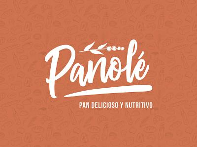 Logo Design for a Mexican Bakery Store huauzontle branding logo orange nutrition nutritivo panda bakery