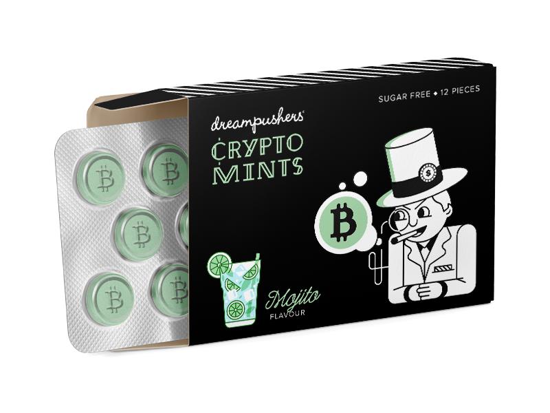 Crypto Mints blockchain bitcoin mints crypto